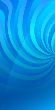 umschwung: Werbung Flyer Design-Elemente. Wirbeln blauen Hintergrund mit eleganten grafischen Twisted Umkehr hellen Lichtstrahlen. Vektor-Illustration f�r Vorlage Brosch�re Layout Brosch�re, Newsletter