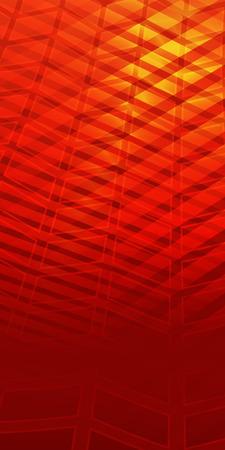 Red background advertising brochure design elements. Lines & rectangle intersection structure graphic form elegant flyer. Vector illustration for booklet layout, wellness leaflet, newsletters