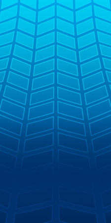 tire cover: Modern geometrical blue background of bright glowing perspective with squares. Gorgeous graphic image template. Abstract vector illustration for backdrop your business card, layout leaflet