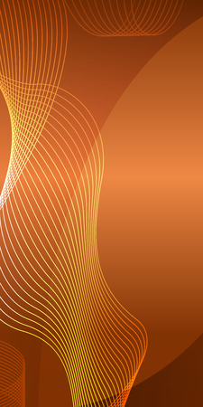 intersect: Blur light glow oblique stripes lines intersect gradient brown background with space place for your text. Graphic image template. Abstract Illustration for your business brochure