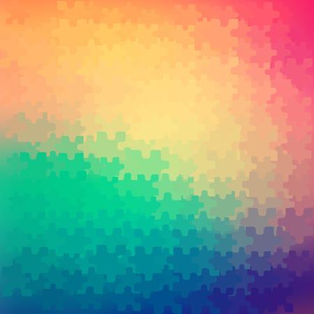 Modern colorful presentation template design.