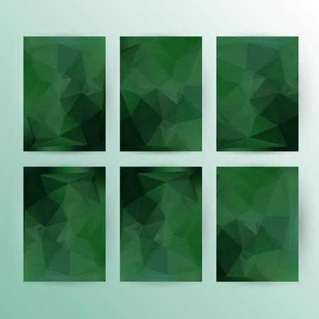 Modèle de présentation des éléments de conception. Définir l'arrière-plan de couleurs des bannières verticales, effet de lumière de toile de fond. Illustration vectorielle EPS 10 pour le modèle de bannière web, mise en page de carte de visite, élément de site web