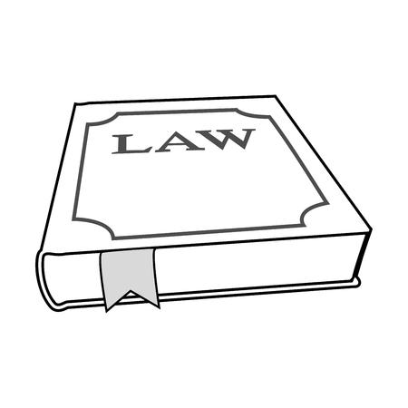 Design elements symbol for Legal