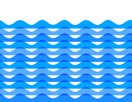 Abstract wavy for overlaying background of page under mesh of title front label spa products.