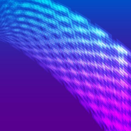 Background multipurpose presentation. Easy editable vector layout. Design brochure advertising, blurred effect on purple blue background event party, business card, web site element Иллюстрация