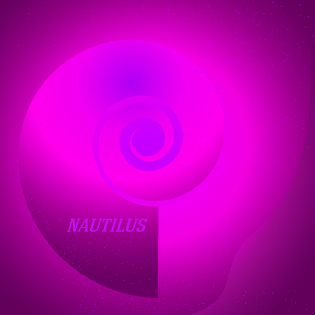Abstract spiral background of bright glow perspective with lighting purple twist lines. Can be used for business brochure, design banners, cover book and label.