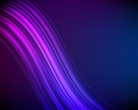 Design elements business presentation template. Vector illustration vertical web banners background, backdrop glow light effect . EPS 10 for web template, web site page presentation Imagens - 134927894