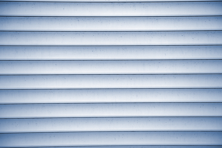 iron curtains: Blinds, roller blinds. Background