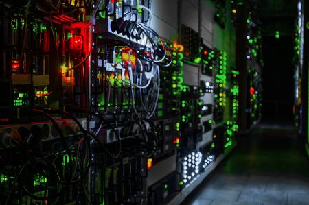 centro de computo: Centro de Datos