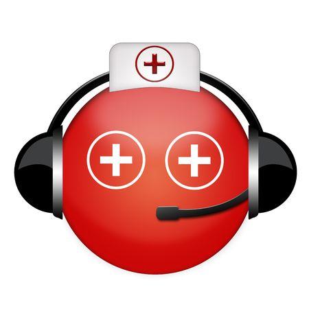 nurse headphone sign