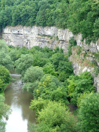 Canyon  Lizenzfreie Bilder