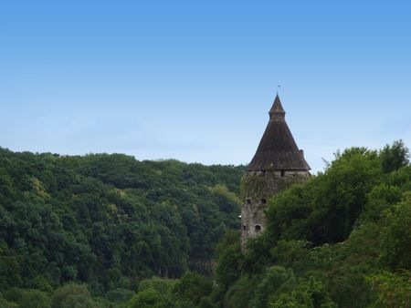 Canyon-Turm