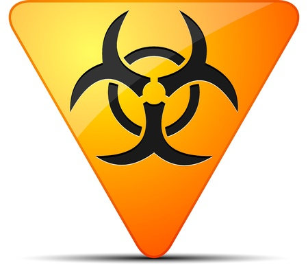 Biohazard sign Stock Vector - 17205169