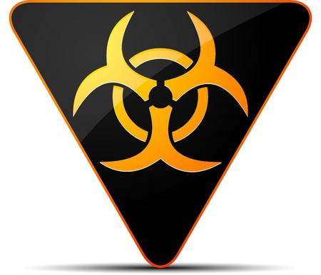 Biohazard sign Stock Vector - 17205172