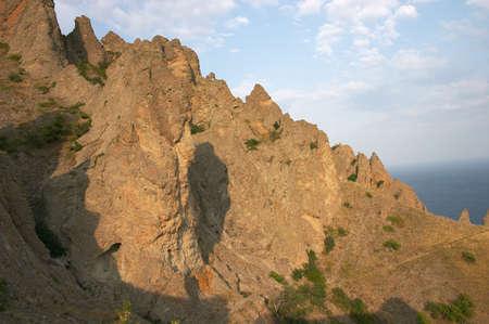 Volcano Karadag photo