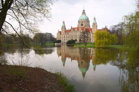rathaus: Hanover rathaus
