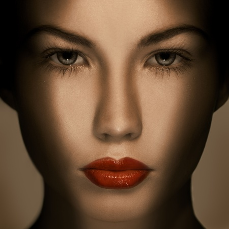 maquillaje de fantasia: Moda Belleza Maquillaje de Lujo
