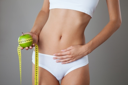 Perfect Slim Body. Diet  Stock Photo - 18711349