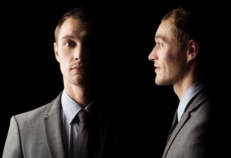 dark side: The dark side of human.Psychological portrait