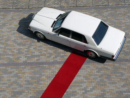 car for ceremony
