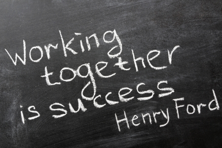 final phrase of famous Henry Ford quote