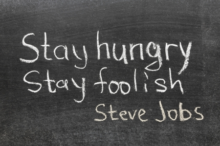 quote: famous Steve Jobs quote -