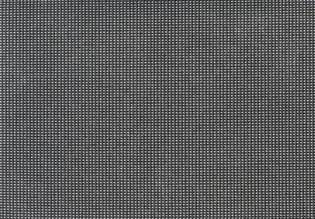 gray texture: highly detailed hard flat textile material pattern Stock Photo