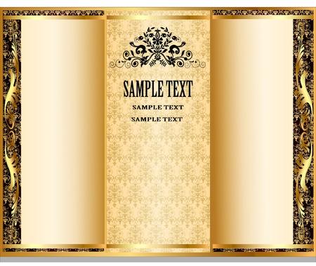 allegory: internal registration booklet design in royal stiletto