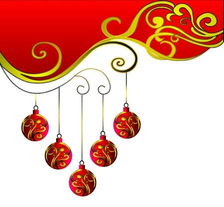merrily: New year Stock Photo