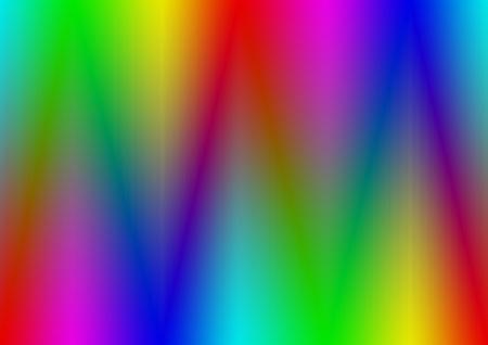 Illustration an iridescent background triangular transitions Stock Illustration - 11517965