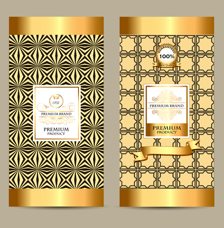 Collection of design elements,labels,icon,frames, for packaging,design of luxury products.for perfume,soap,wine, lotion.