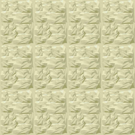 Illustration of seamless pattern from stone blocks