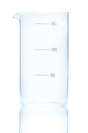 cylindrical: Bicchiere cilindrico resistente di temperatura per 150ml