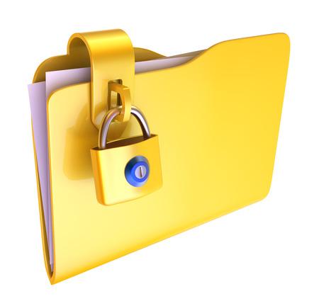 lockbox: Folder