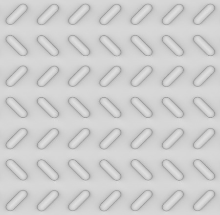 metalworker: Bump map texture of metal, such as armor or chainmail Stock Photo