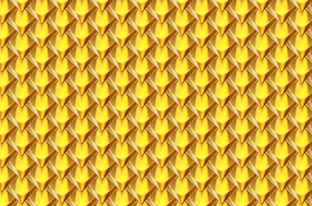 Texture of metal scales, such as armor or chainmail photo