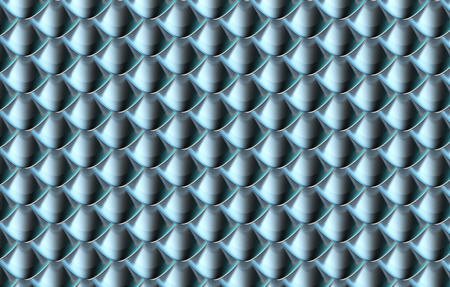 scaly: Texture of metal scales, such as armor or chainmail