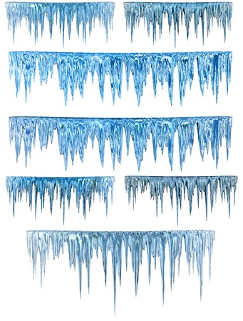 dilute: Icicles