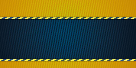 Yellow striped background photo