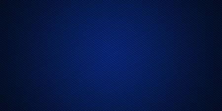 De fondo azul a rayas