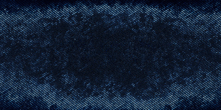 Dark blue striped background