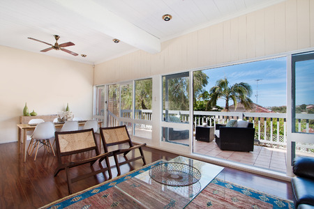 modern living: modern living room
