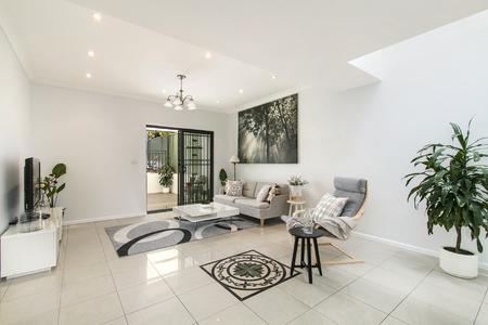 Beautiful Living room Reklamní fotografie
