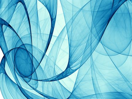 abstract blue background for your project. hq render Stock Photo - 1878512