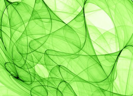 green abstract background - high quality and very detailed image Stock Photo - 1878511