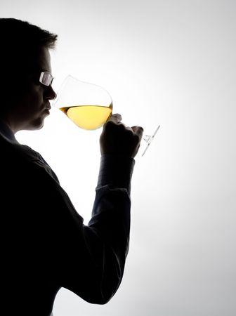 sampling: young expert sampling white wine