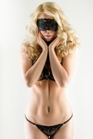 gorgeous blonde Stock Photo - 9659015