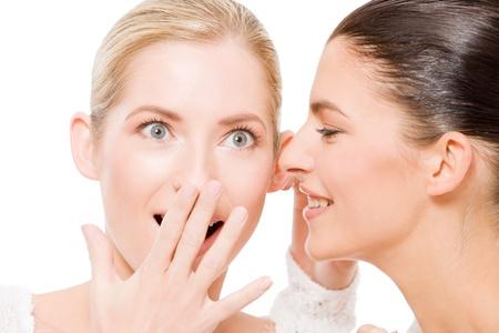 whispering: sharing secrets