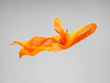 studios: flying fabric - high speed studio shot, art object, design element