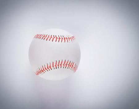 가장 사랑하는 미국 게임의 야구 공 스톡 콘텐츠